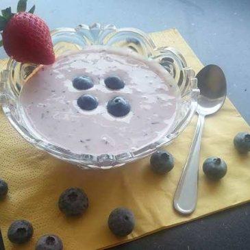 Jogurt owocowy