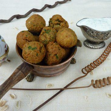 Falafel – bezglutenowe danie