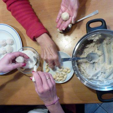 Wspólne gotowanie z Olą