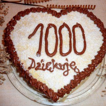Migdałowy tort z białej fasoli z kremem czekoladowym (bezglutenowy)