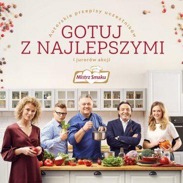 Gotuj z najlepszymi – książka kucharska