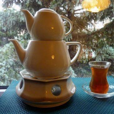Czystek z zieloną herbatą i miętą