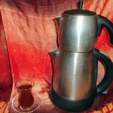 Zielona herbata z yerba mate